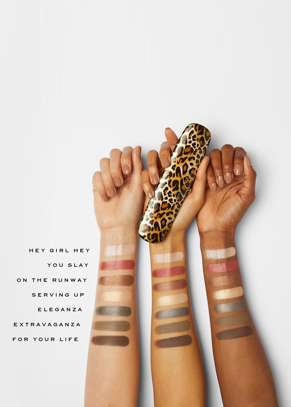 Leopard Frost Eye-Conic Multi-Finish Eyeshadow Palette - Flamboyant - MARC JACOBS BEAUTY