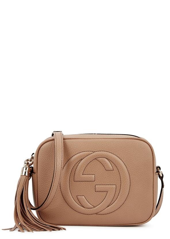 Soho small leather cross-body bag Soho small leather cross-body bag. New  Season. Gucci 0a5a27ccd334e