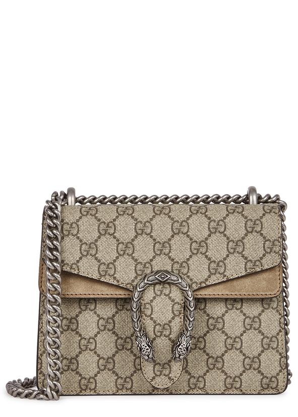 c9a673723f29c Dionysus GG Supreme mini shoulder bag Dionysus GG Supreme mini shoulder bag.  New Season. Gucci