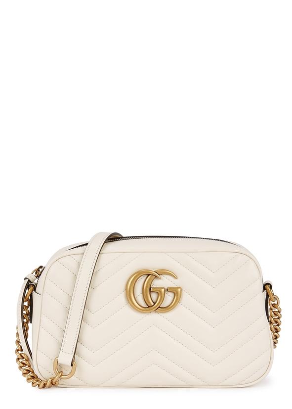 Gg Marmont Small Cross Body Bag