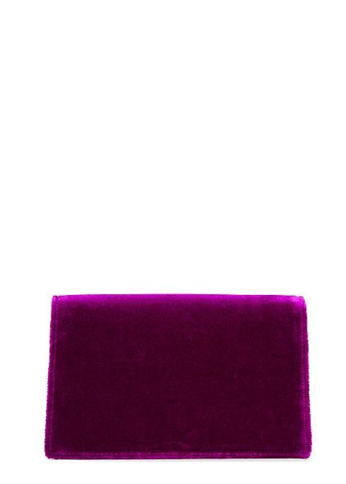 16ee5ff6563dc4 Gucci Dionysus super mini velvet clutch - Harvey Nichols