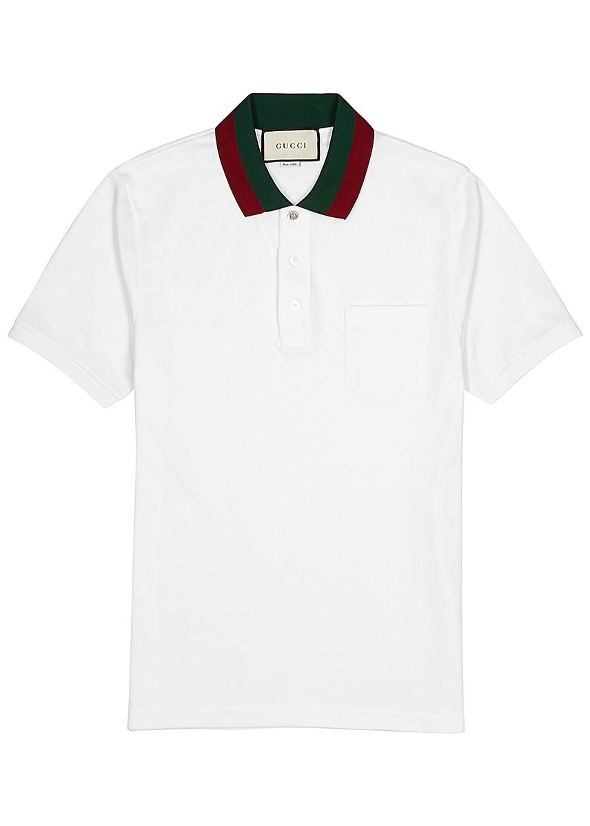 705d6f1e Gucci Men's Polo Shirts - Harvey Nichols