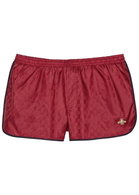 GG jacquard swim shorts GG jacquard swim shorts. New Season. Gucci c1d049bd4a1