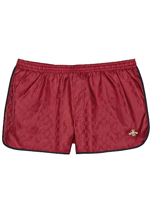 f4fee237bf Gucci GG jacquard swim shorts - Harvey Nichols