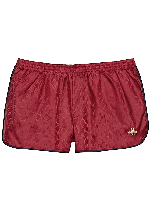 684ef3f789 Gucci GG jacquard swim shorts - Harvey Nichols