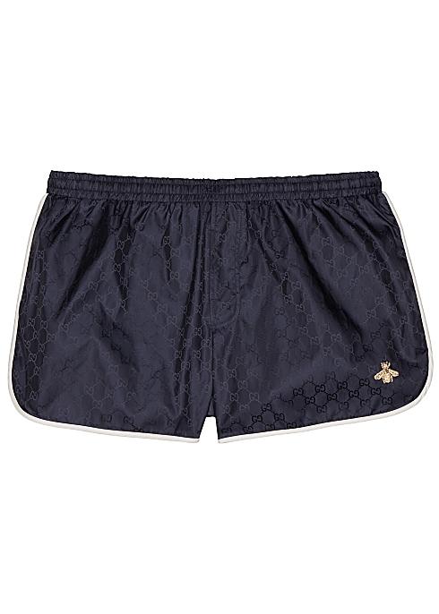 e53d8ff24a1d8 Gucci GG jacquard swim shorts - Harvey Nichols