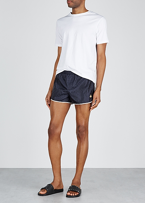 55c956768d Gucci GG jacquard swim shorts - Harvey Nichols