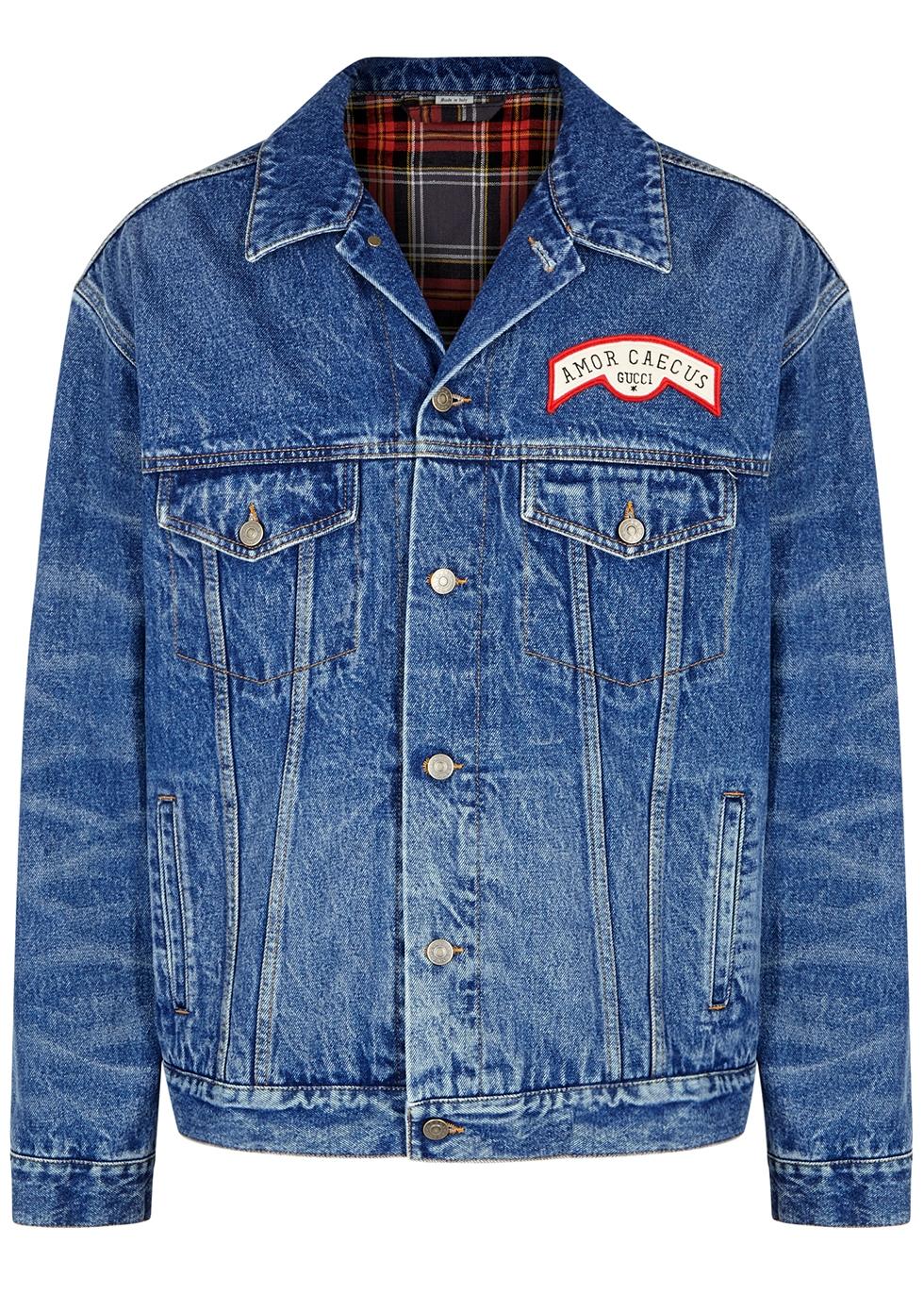 ba829a2ec939 Men s Designer Denim Jackets - Harvey Nichols