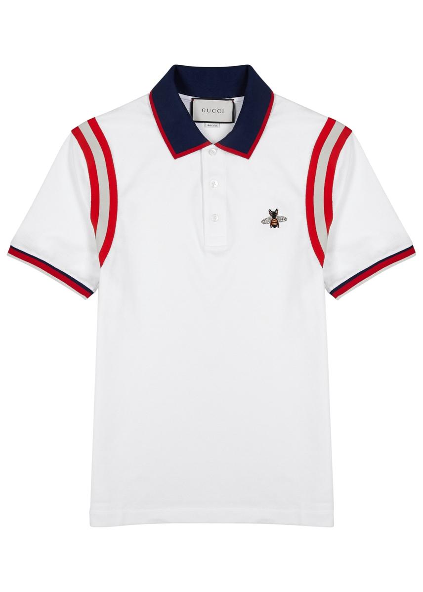 5f4f05f8f6a Gucci Polo Shirts - Mens - Harvey Nichols