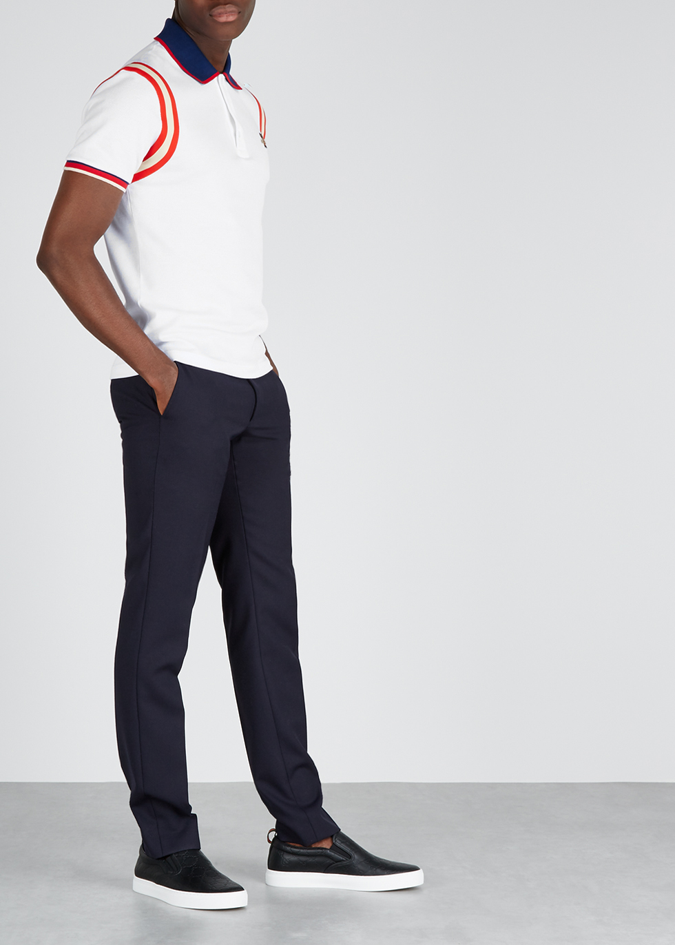 7b575300 Men's Designer Polo Shirts - Harvey Nichols