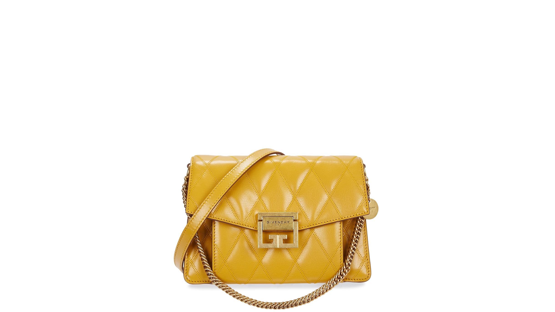5b848c2cf Givenchy GV3 small leather shoulder bag - Harvey Nichols
