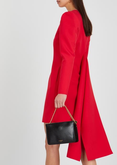082a973f68 Givenchy Cross3 small leather cross-body bag - Harvey Nichols