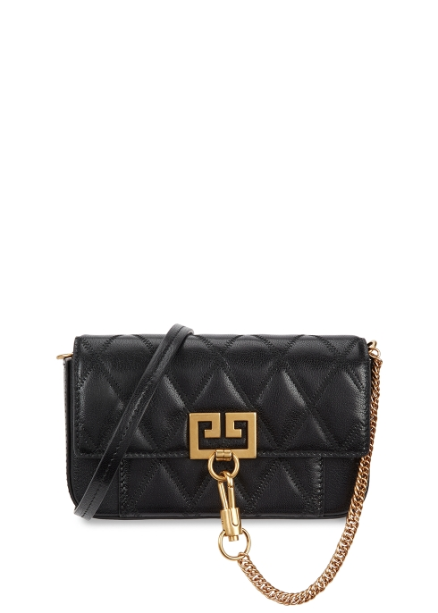 c7633fcec849 Givenchy GV3 mini leather cross-body bag - Harvey Nichols