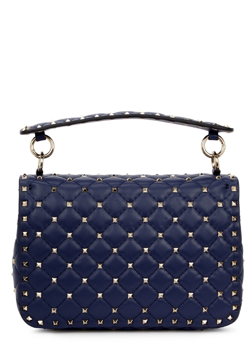 93c21a6081a Valentino Garavani Rockstud Spike medium leather shoulder bag ...