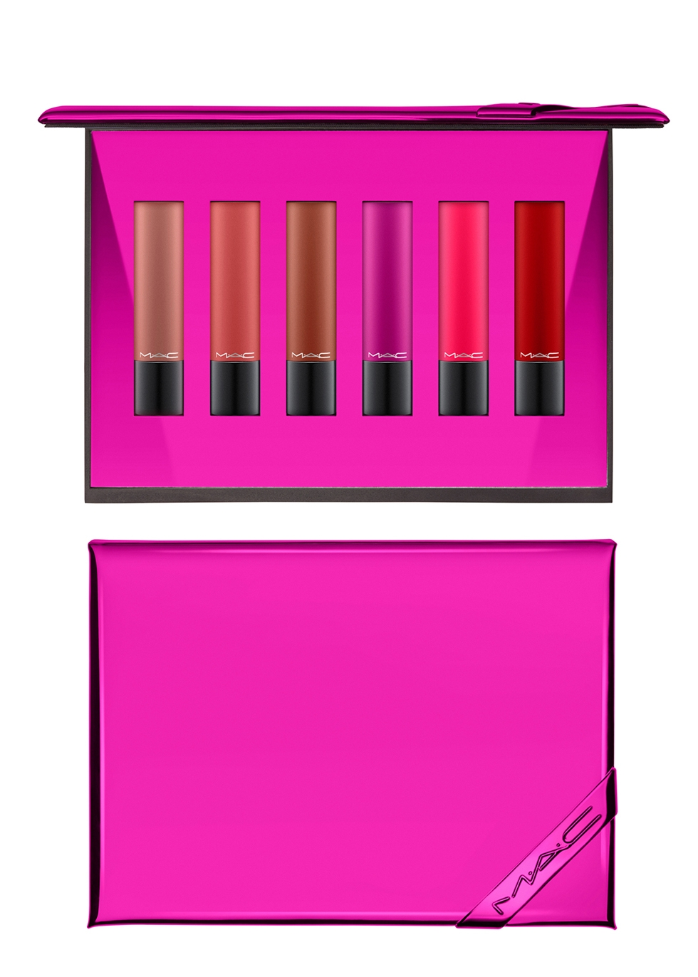 Shiny Pretty Things Sweet Assortment - Liptensity - MAC