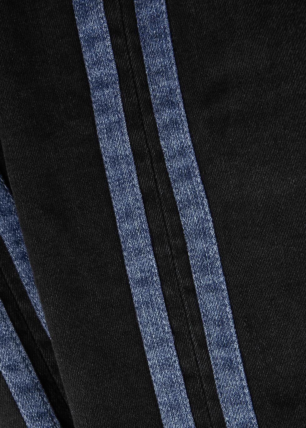 Ankle Dre striped skinny jeans - rag & bone