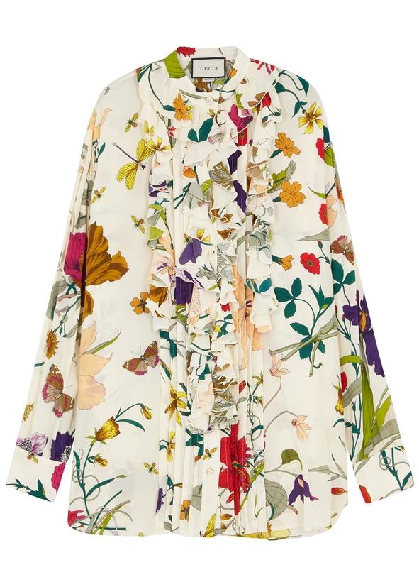 b00d48d56eae2 Women s Designer Tops - Lace   Silk - Harvey Nichols
