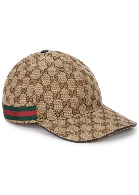 3d1d48b7c19 Gucci GG Supreme monogrammed cap - Harvey Nichols