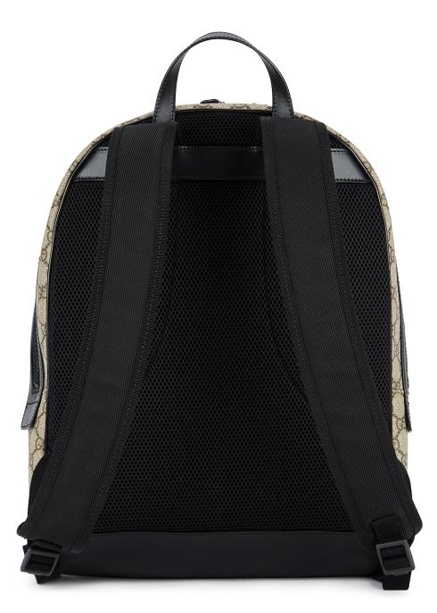 04211279df5 Gucci GG Supreme monogrammed backpack - Harvey Nichols