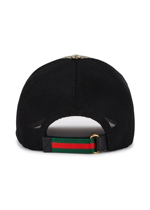 1e6d1270e5f Gucci GG Supreme coated canvas cap - Harvey Nichols