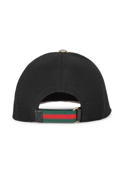 f28f49c259323 Gucci GG Supreme monogrammed cap - Harvey Nichols