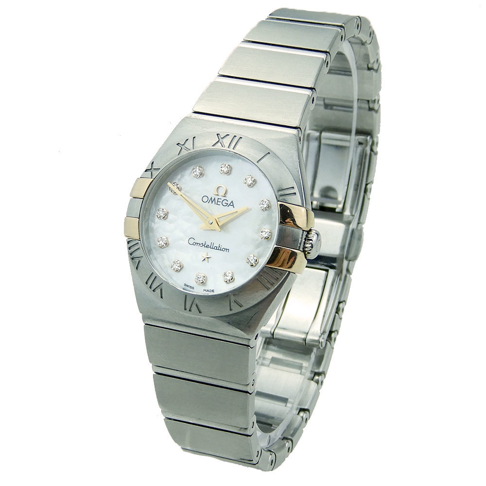 OMEGA Lady Constellation 123.20.24.60.55.005