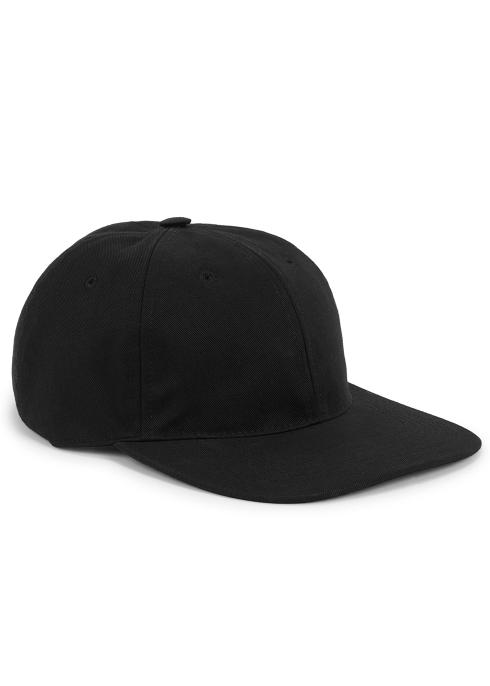 148b71b9b12 Valentino VLTN black canvas cap - Harvey Nichols