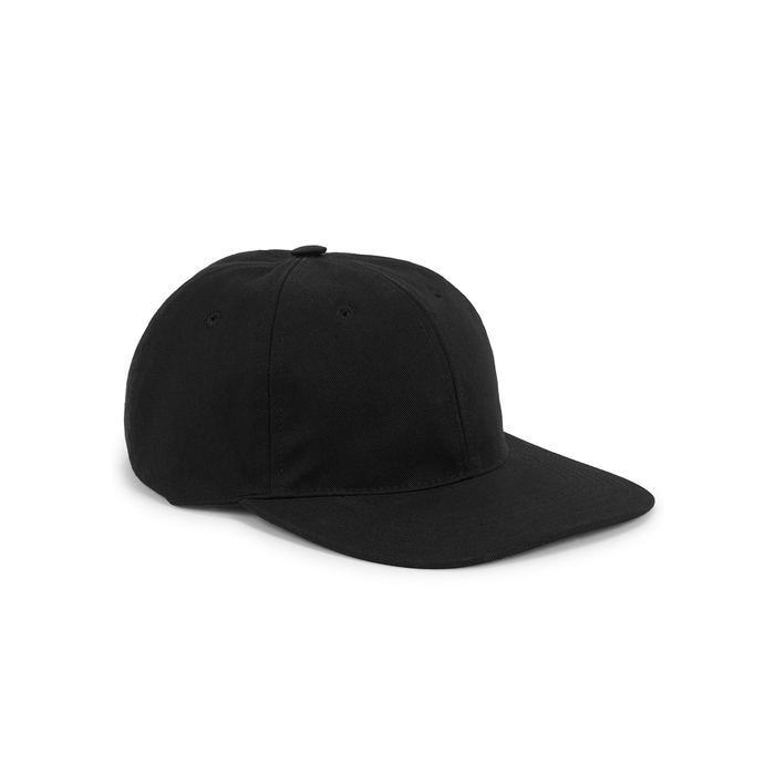 Valentino VLTN Black Canvas Cap