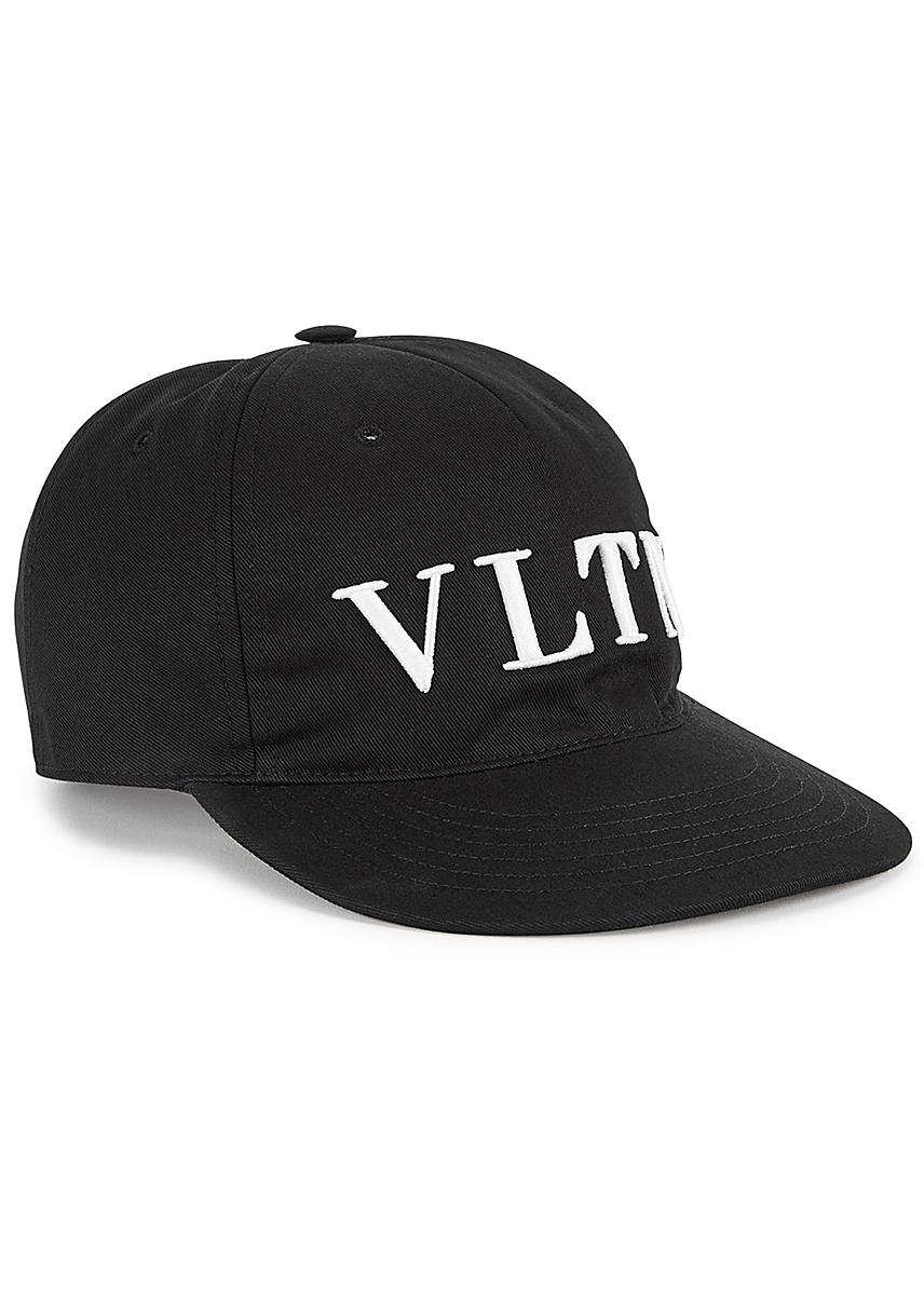 f8e2b465 VLTN black cotton cap VLTN black cotton cap. Valentino Garavani