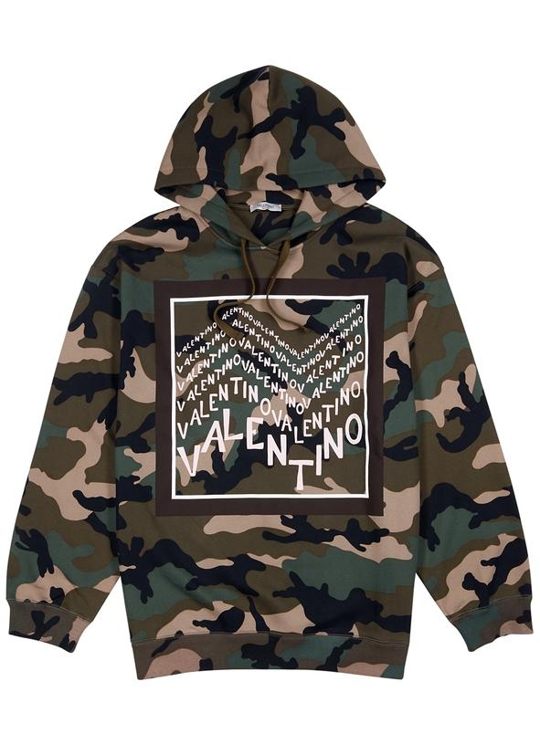 Men s Designer Hooded Sweatshirts - Harvey Nichols d2131b91327