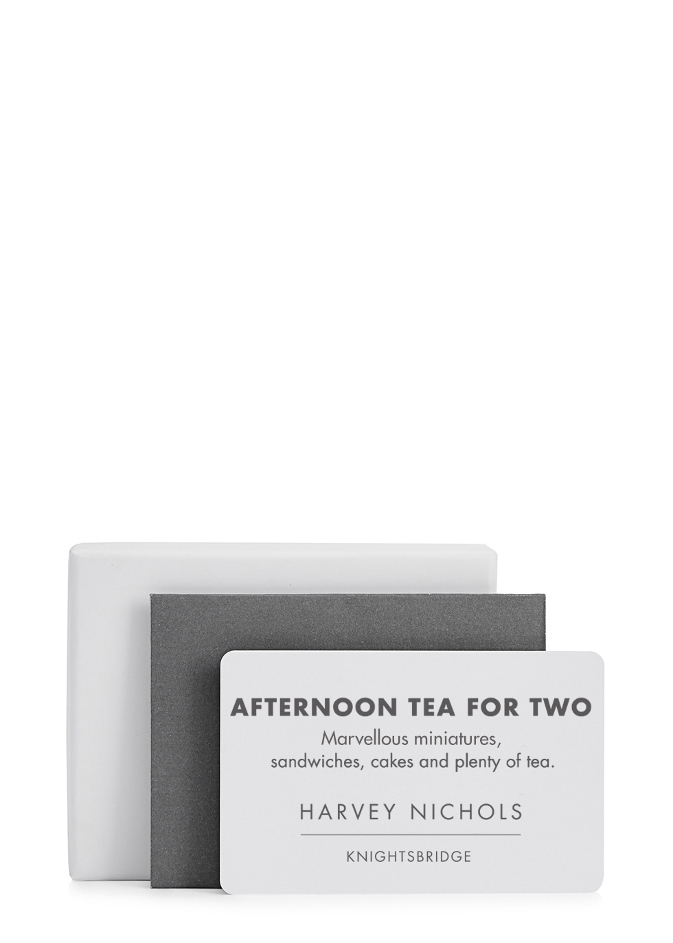 Afternoon Tea For Two - Knightsbridge - Gift Experiences