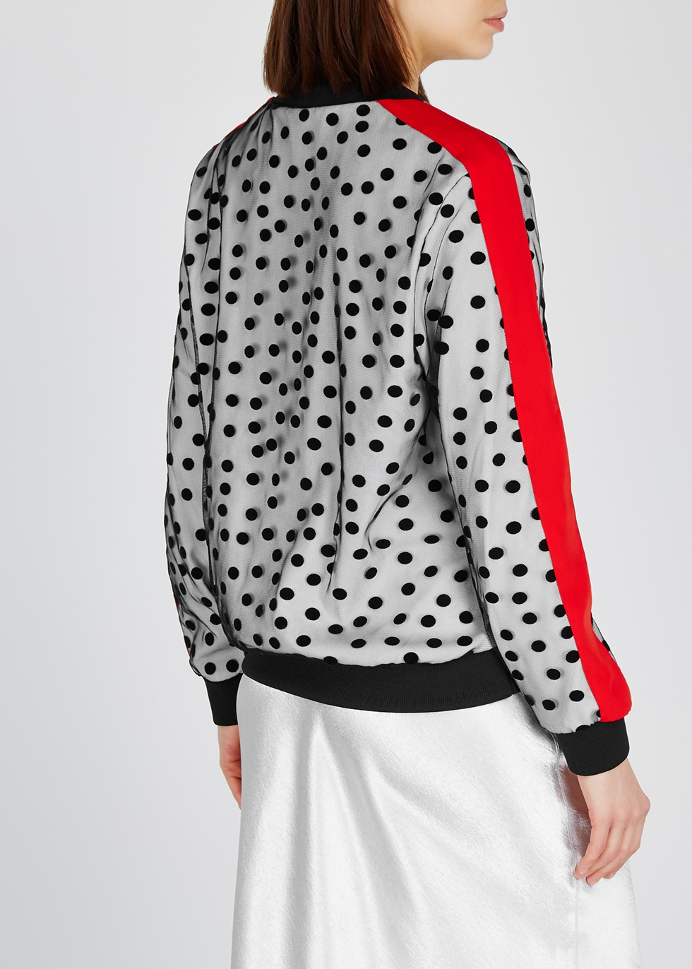 Flocked tiger-embroidered sweatshirt - Kenzo