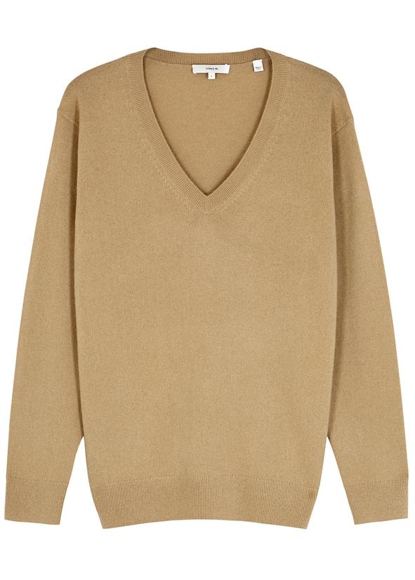 7b7c8e0a41 Camel cashmere jumper Camel cashmere jumper. New Season. Vince
