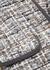 Grey metallic tweed jacket - Herno