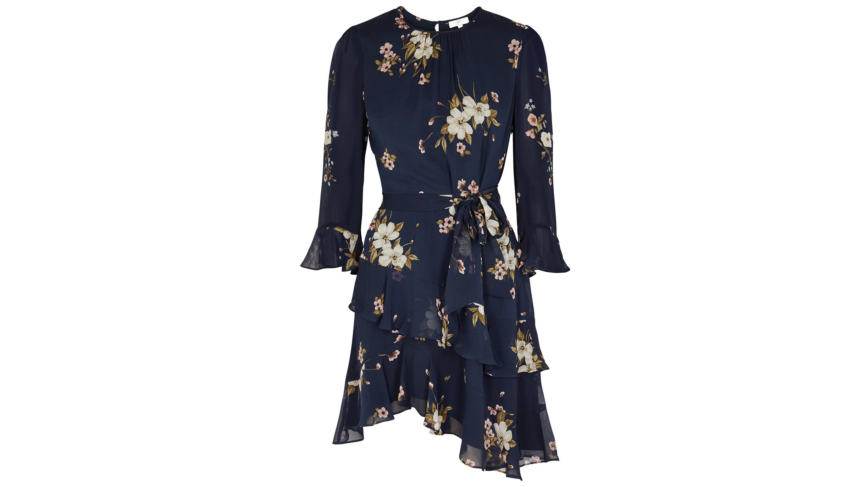 60c4a77415359d Joie Kayanne printed silk chiffon blouse - Harvey Nichols
