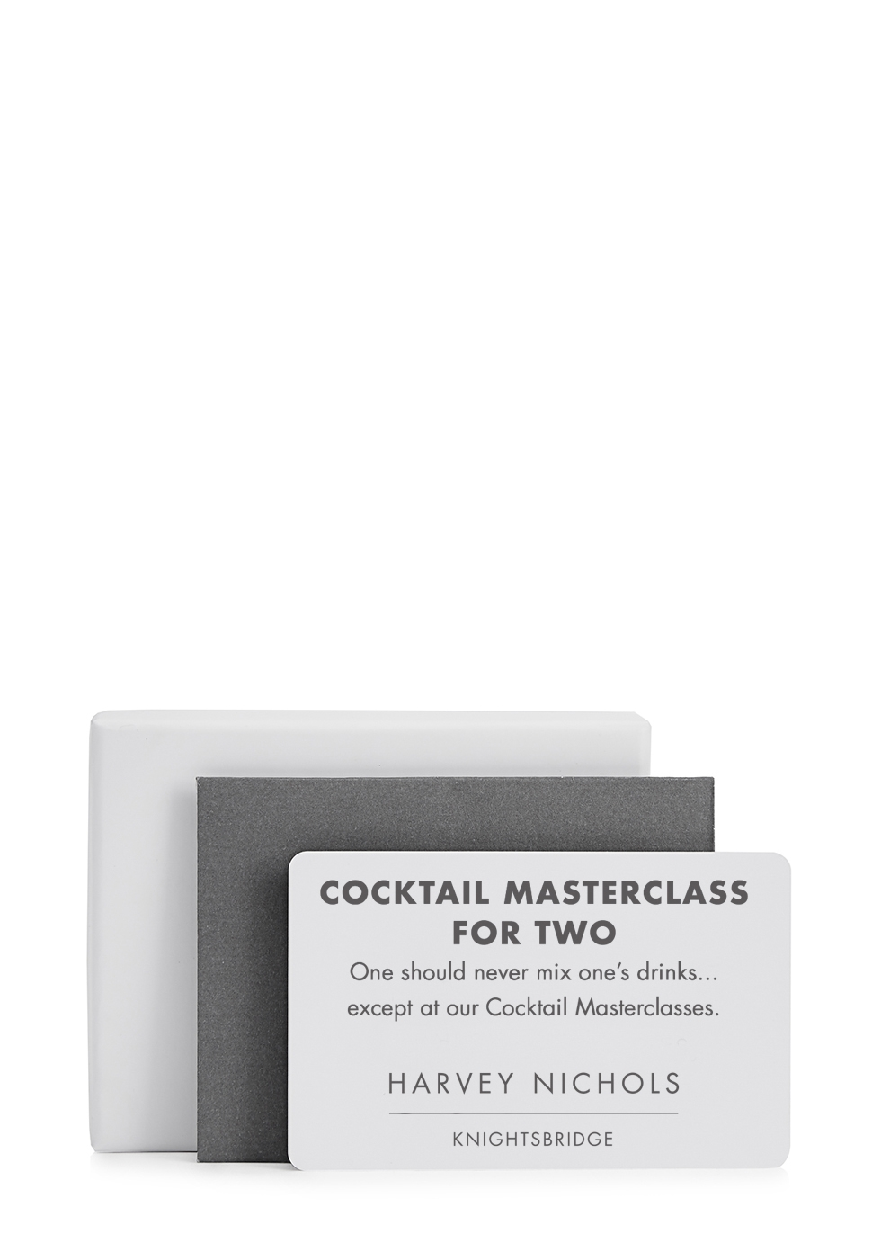 Cocktail Masterclass & Express Lunch For Two - Knightsbridge - Gift Experiences