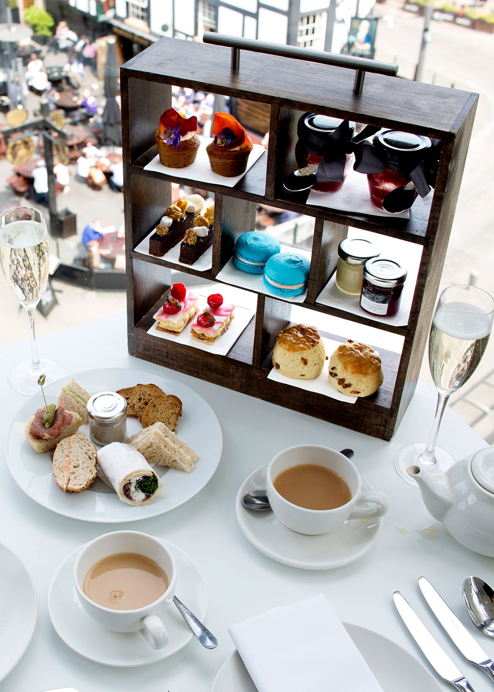 Afternoon Tea For Two - Manchester - Gift Experiences