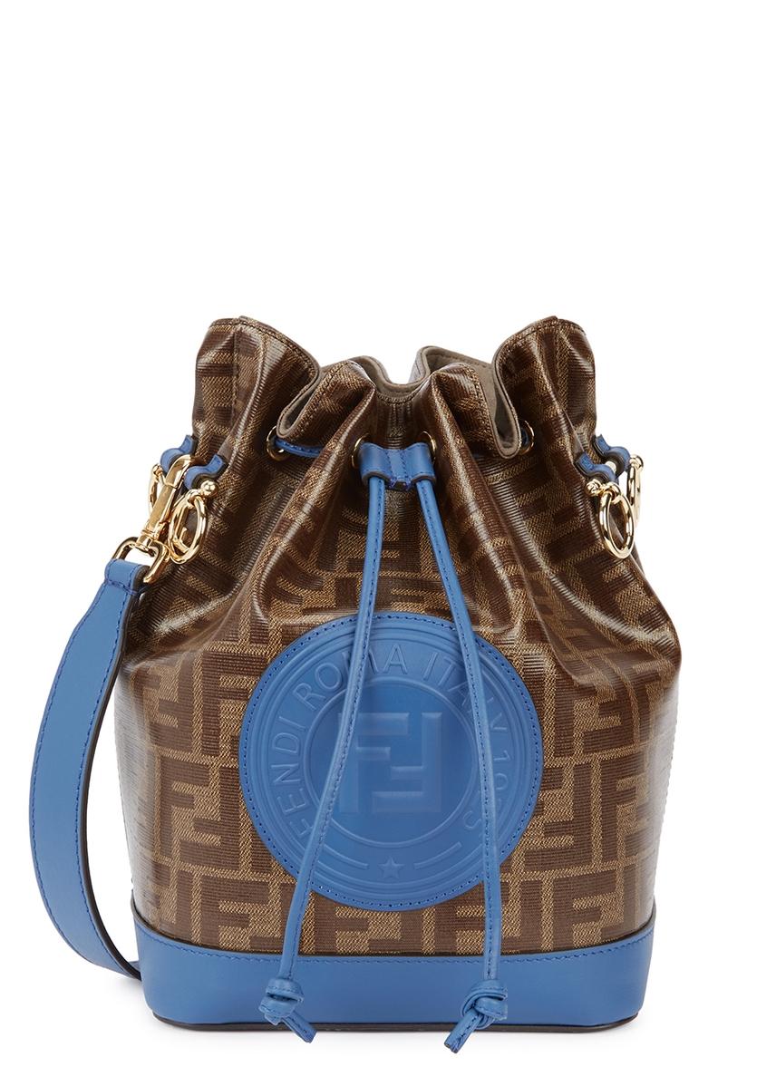 6933d6363047 Mon Tresor medium monogrammed bucket bag ...
