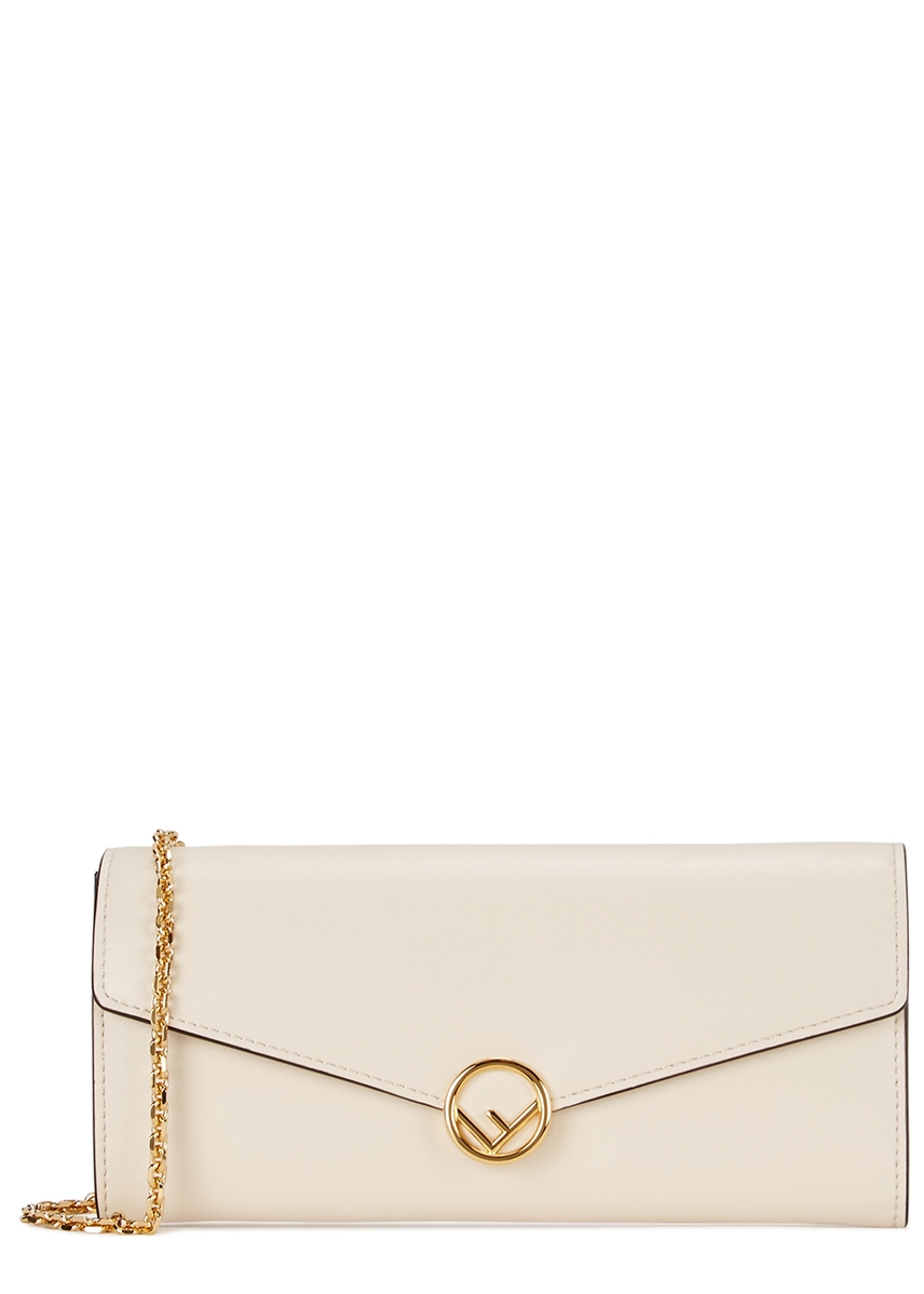 b56c8983deb F is Fendi leather wallet-on-chain ...