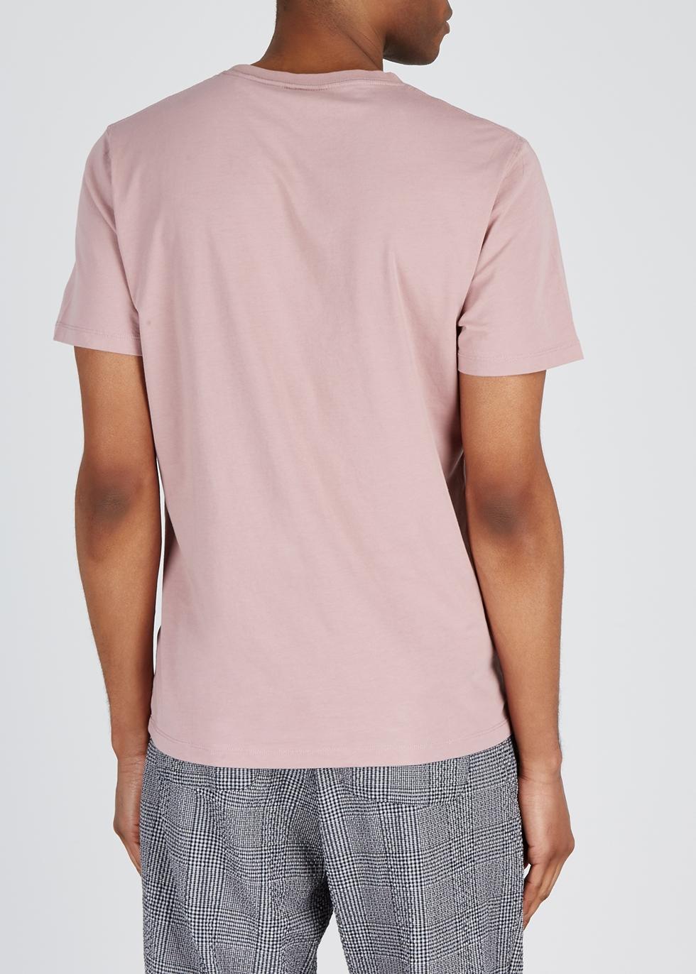 Ethan logo-print Pima cotton T-shirt - NN07