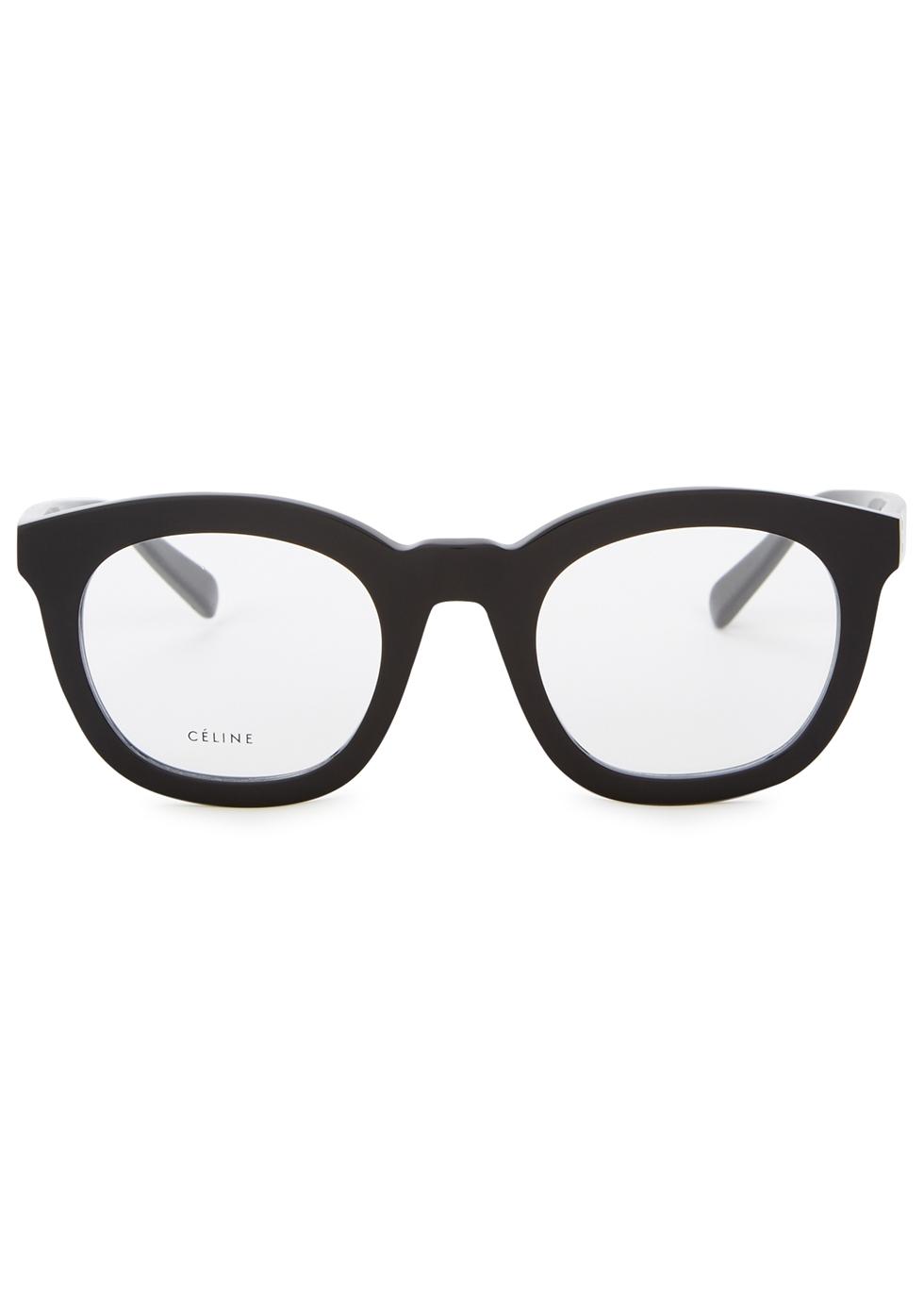 05f25593361d Black wayfarer style optical glasses black wayfarer style optical glasses  céline jpg 591x827 Celine reading glasses