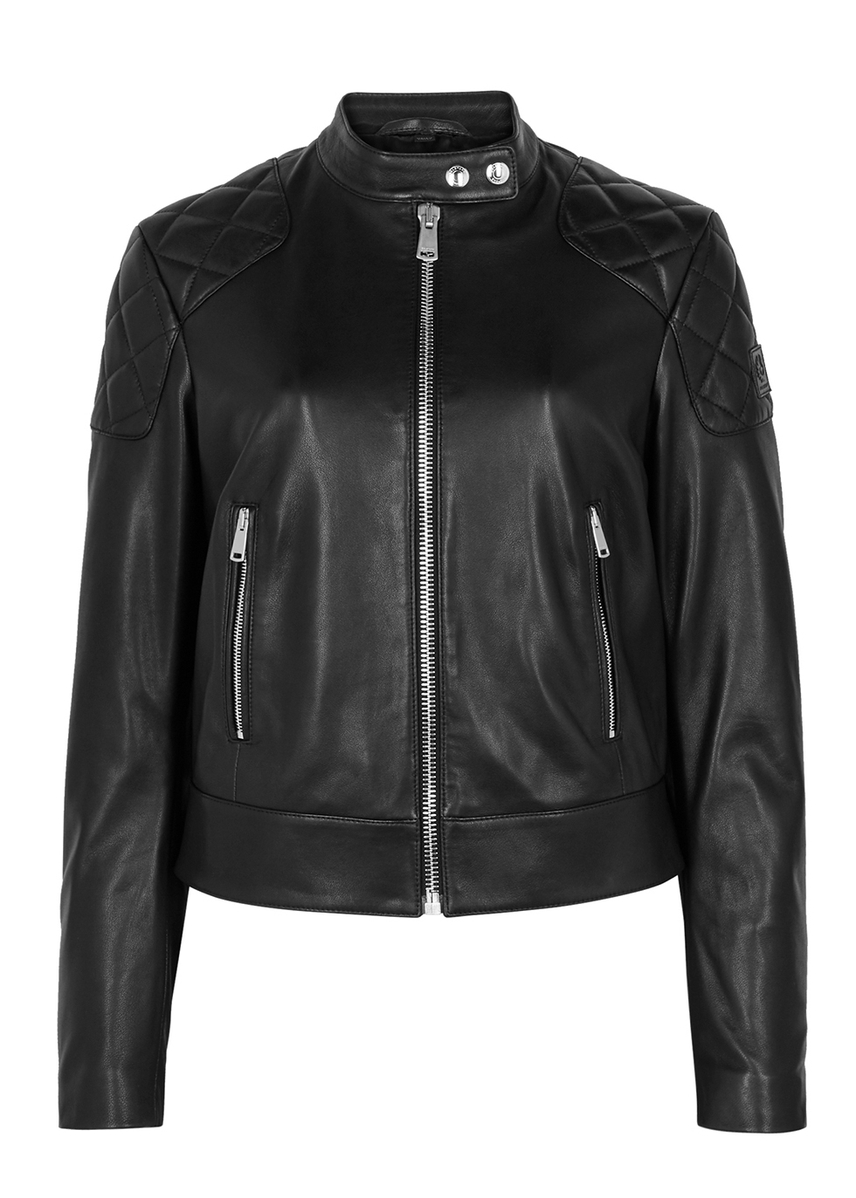 2f2c26022bea Women s Designer Leather   Suede Jackets - Harvey Nichols