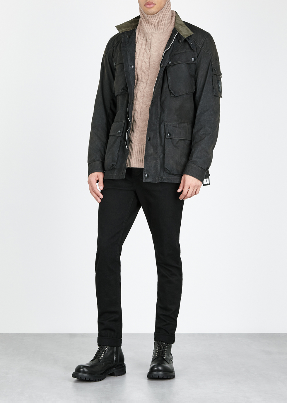 f73ba8e0 Belstaff Leather Jackets, Coats, T-Shirts - Harvey Nichols