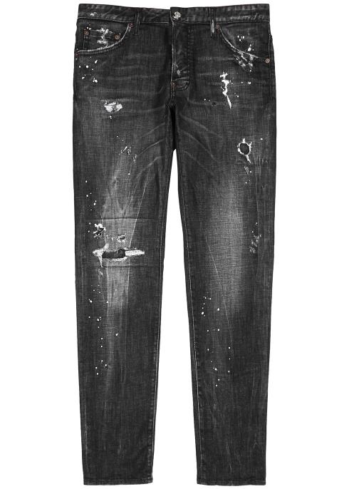 865f82f5a2 Dsquared2 Cool Guy distressed skinny jeans - Harvey Nichols