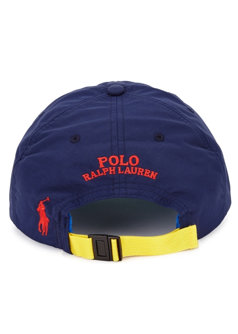 de2001f31b34f Polo Ralph Lauren Navy logo nylon cap - Harvey Nichols
