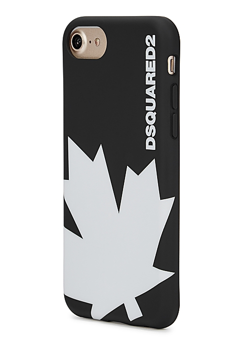 info for 02a3c 0bd26 Dsquared2 Maple leaf iPhone 6/6S/7/8 cover - Harvey Nichols