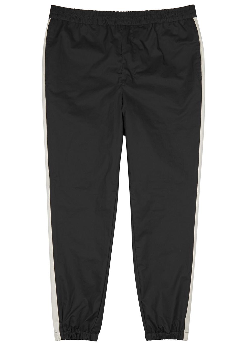 Black cotton sweatpants - AMI