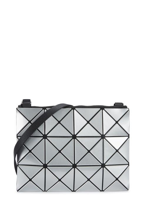 57c0c3fb7555 BAO BAO ISSEY MIYAKE Lucent silver cross-body bag - Harvey Nichols