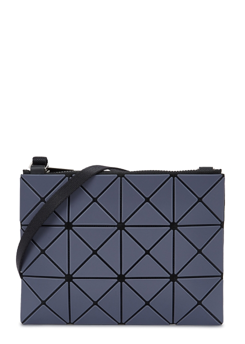 09ff1221108 BAO BAO ISSEY MIYAKE Lucent Frost steel blue cross-body bag - Harvey ...