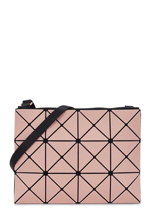 59fa0790bdd42 BAO BAO ISSEY MIYAKE Lucent pink cross-body bag - Harvey Nichols